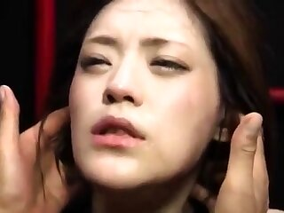 Blowjob detach from Japanese unshaded relative to POV porn